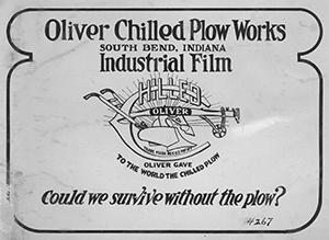 Oliver Chilled Plow Works Advertisement