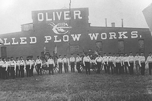 Oliver Chilled Plow Works Employees